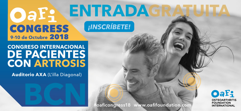 Invitación OAFI Congress 2018